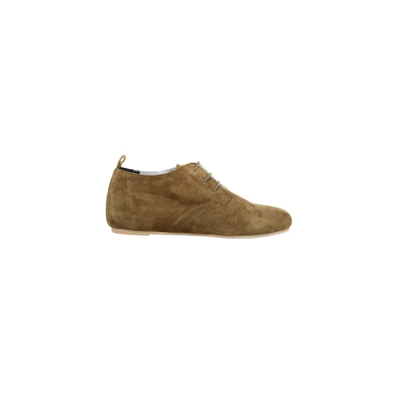 Chaussures boots velours ippon vintage