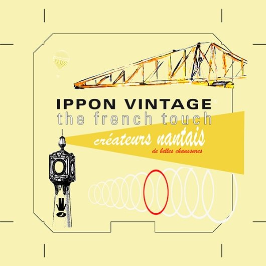 Ippon vintage - The French touch - Créateurs nantais